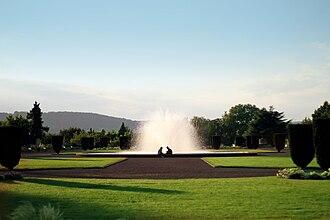 Jeux d'eau - Jeux d'Eau in Metz, France.