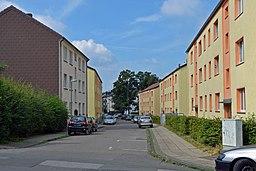 Teisselsberg in Essen