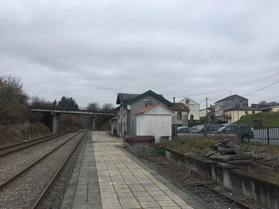 Estación de Laxosa