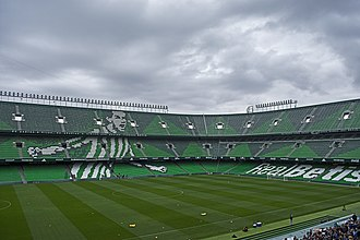 Estadio Benito Villamarín - Image: Estadio Benito Villamarín 2018001