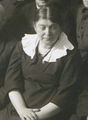 Esther Frumkin at the first conference of GEZERD, 1926.png