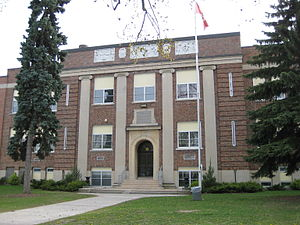 Etobicoke Collegiate Institute - Image: Etobicoke Collegiate Institute