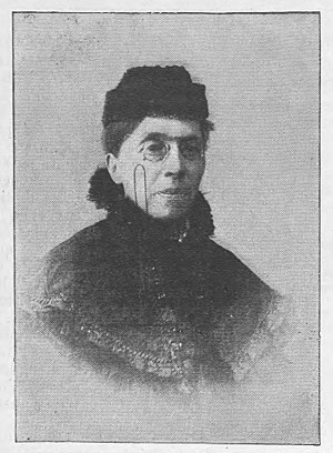Social feminism - Eugénie Potonié-Pierre was a French leader of social feminism.