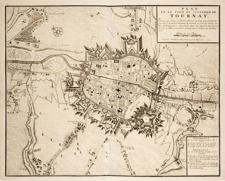 Siege of Tournai, 1709 Eugene-Henry-Fricx-Table-des-cartes-des-Pays-Bas MG 0564.tif