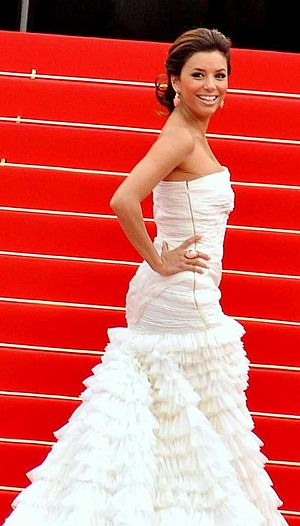 Eva Longoria - Longoria at the 2010 Cannes Film Festival