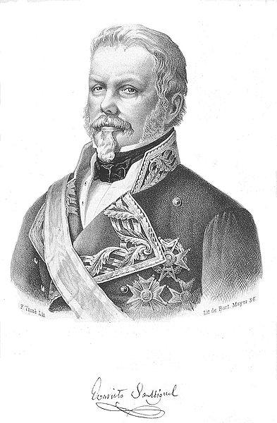 Evaristo Fernández San Miguel y Valledor