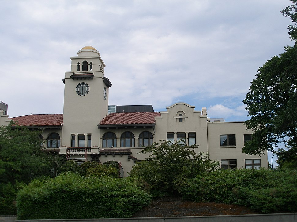 Everett - Old Courthouse