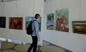 Exhibition LABIRINT Palace of Art 23.04.2014 Minsk 05.JPG