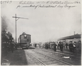 Exhibition of electric locomotive to members of the International Railway Congress.png