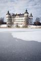 Exteriörbilder. Vinter - Skoklosters slott - 86480.tif
