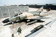 F-4D 924th TFW AFRES at Kunsan AB 1985