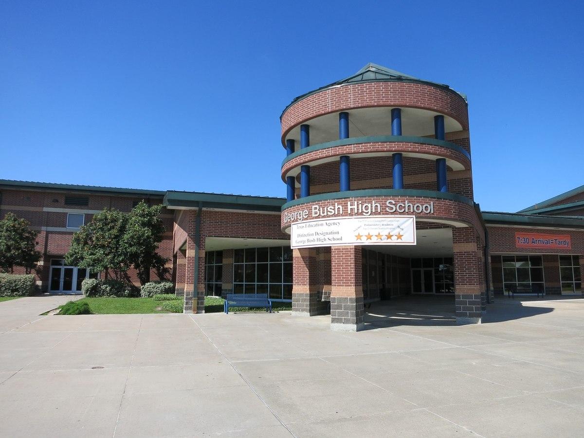 George Bush High School Wikipedia