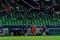 FC Krasnodar vs Chelsea supporters 2020-10-30.jpg