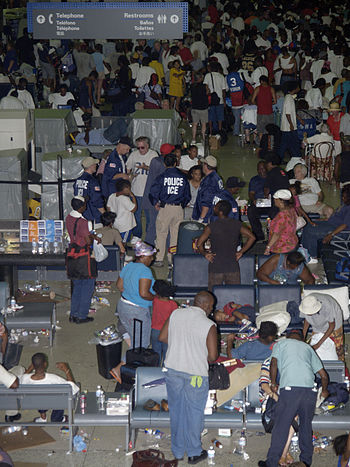 English: New Orleans, La., September 2, 2005 -...