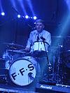 FFS (Franz Ferdinand & Sparks) @ Albert Hall, Manchester 25-8-2015 (20906203585).jpg