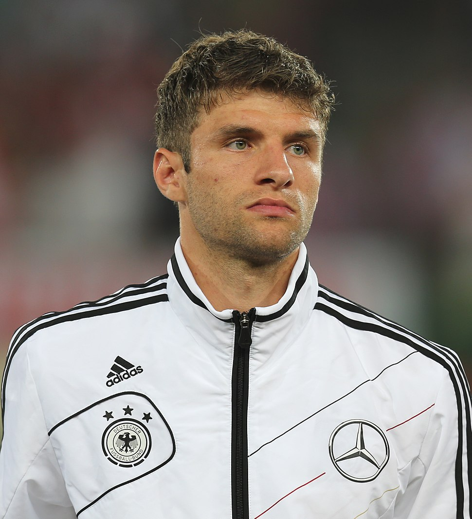 FIFA WC-qualification 2014 - Austria vs. Germany 2012-09-11 - Thomas Müller 01