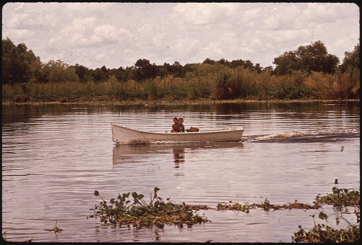 Bayou gauche louisiana wikipedia for Fishing in louisiana