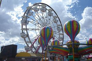 Feria Nacional de San Marcos - Attractions at the 2014 Fair