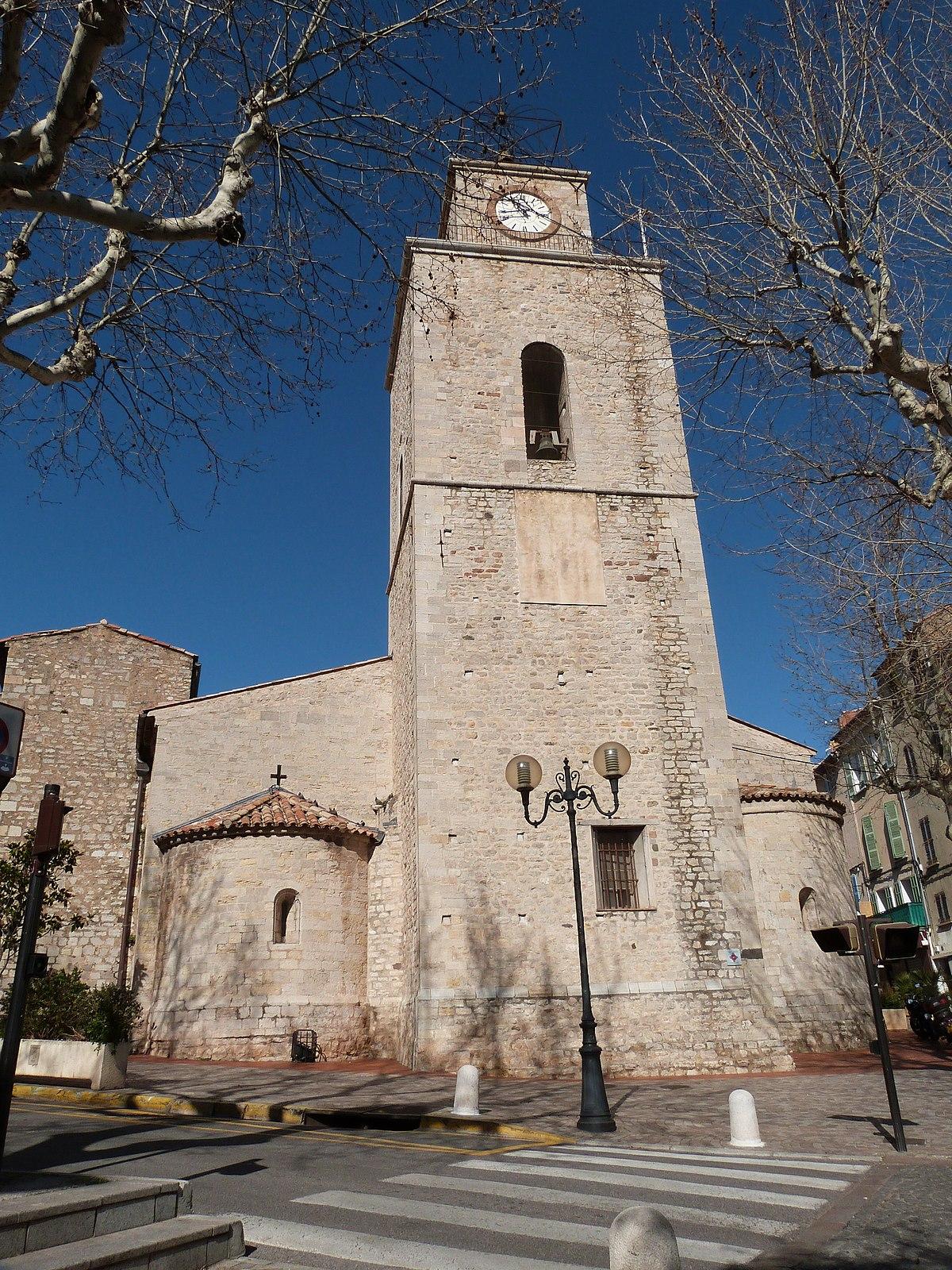 Ollioules wikip dia - Eglise saint laurent salon de provence ...