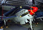 Fairey Gannet, Imperial War Museum, Duxford. (30922920362).jpg