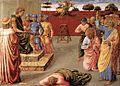 Fall of Simon Magus, Benozzo Gozzoli (1461-1462).jpg