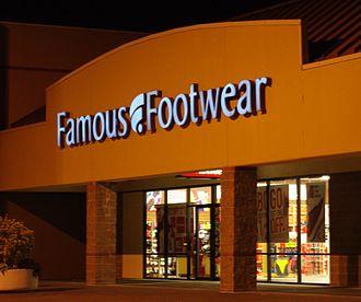 Famous Footwear - A store in Hillsboro, Oregon