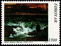 Faroe stamp 220 mikines - winter morning.jpg
