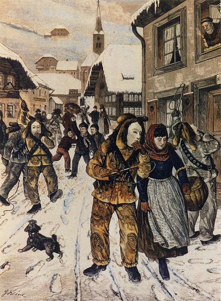File:Fastnachtsvergnügen im Schwarzwald 1890.jpg