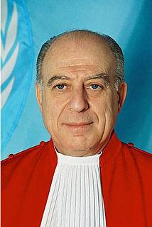 Fausto Pocar Italian jurist
