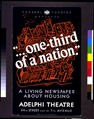 "Federal Theatre presents ""... one-third of a nation"" LCCN95509661.tif"