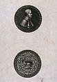 Federigo Cesi, Duke of Acqua Sparta. Line engraving. Wellcome V0001052.jpg