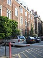 Fellows' car park - St Catharine's College - geograph.org.uk - 1060680.jpg