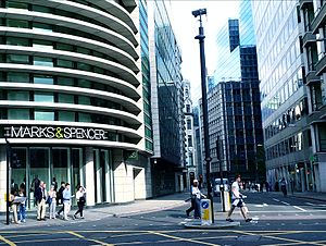 Fenchurch Street - Fenchurch Street (western end)