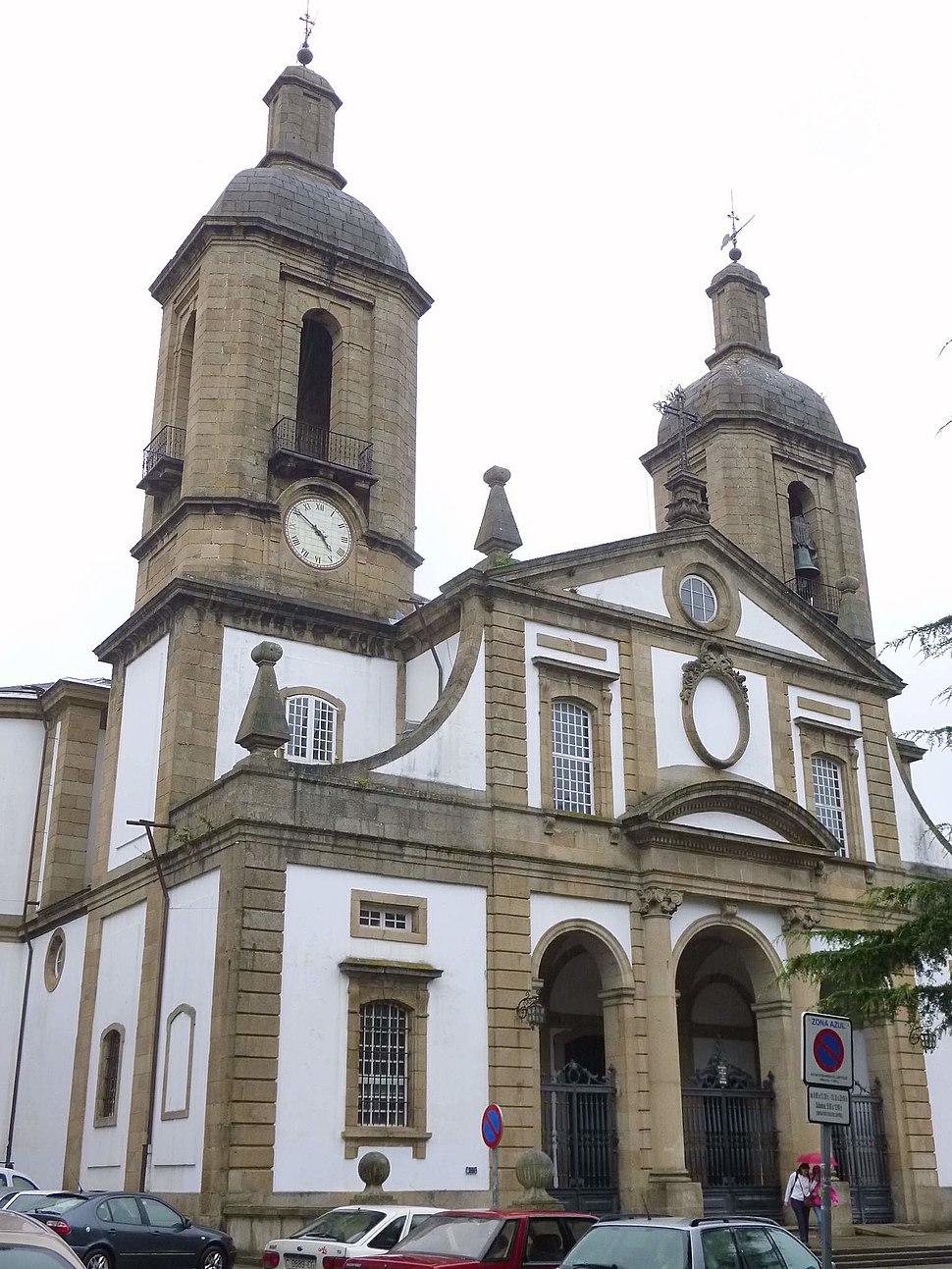 Ferrol - Concatedral de San Julián (San Xiao) 01