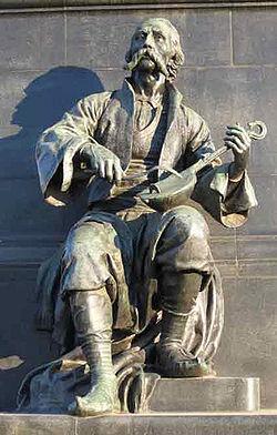 Vajarstvo-skulpture - Page 11 250px-Filip_Visnjic_guslar