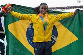 Brazilian sprinter