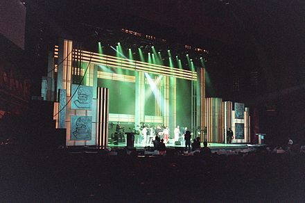 Fine Young Cannibals rehearsing for the Grammys. Fine Young Cannibals rehearsal (2087280741).jpg