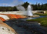 Firehole River Wikipedia Den Frie Encyklop 230 Di