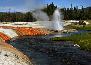 Firehole River - Firehole River