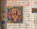 Firenze, breviarium monasticun sec. regulam s. benedictis abbatis, copiato da costanza e miniato da angela di antonio de' rabatti, 1518 (conv. s. 90) 02.jpg