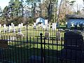 First Church of Evans Complex-Cemetery Nov 10.JPG