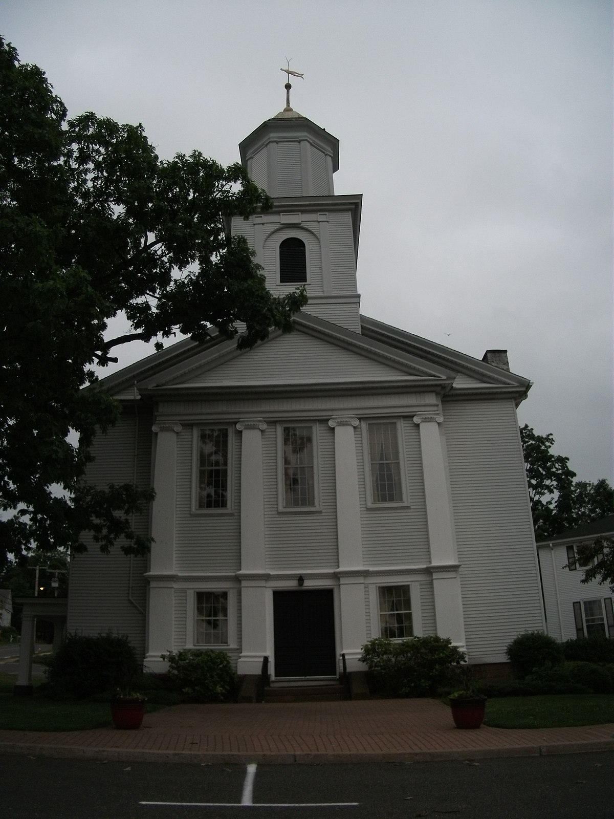First Congregational Church Of East Longmeadow Wikipedia