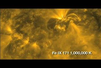 Archivo:First Images- The Solar Dynamics Observatory. SDO xo.ogv