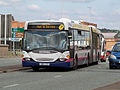First Manchester bus 12011 (YN05 GYO), 24 August 2007.jpg