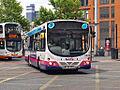 First Manchester bus 69173 (MV06 DWZ), 25 July 2008.jpg