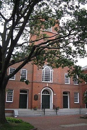First Universalist Church (Salem, Massachusetts) - First Universalist Church