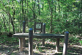Fitness trail station north bay park.JPG