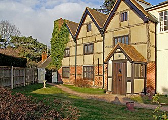 Fitznells Manor - Image: Fitznells Manor by Dennis Turner