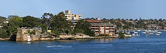 Drummoyne, New South Wales - Image: Five dock.