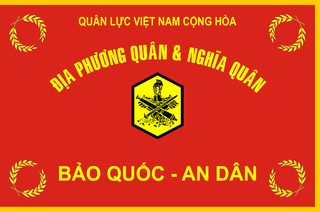 South Vietnamese Regional Force Defunct military force of former South Vietnam.